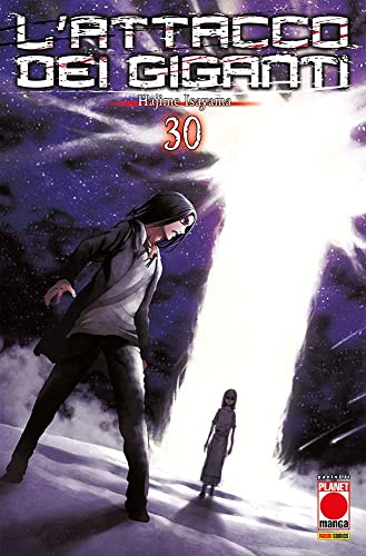 Hajime Isayama - L'attacco dei giganti (Vol. 30)