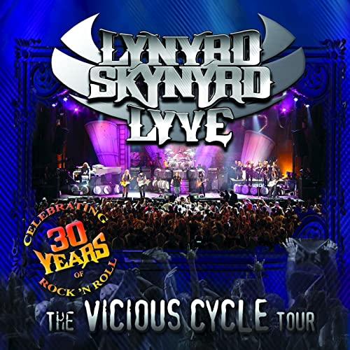 Lynyrd Skynyrd - Lynyrd Skynyrd - Lyve