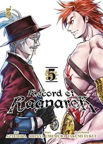 Shinya Umemura - Record of Ragnarok (Vol. 5)